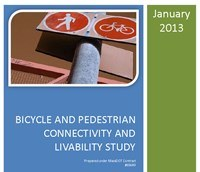 Past Bicycle and Pedestrian Projects
