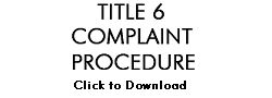 Title VI Complaint Procedure